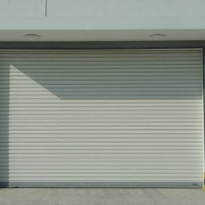 quite industrial roller shutter door