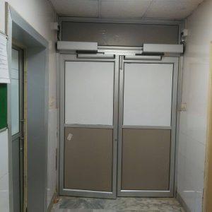 swing door sensors
